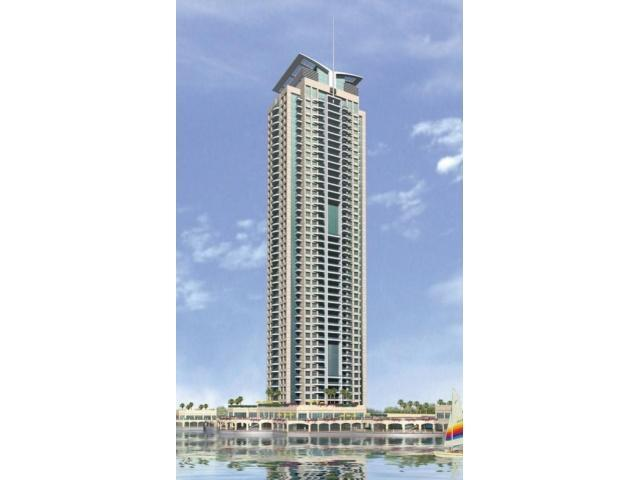 Beautiful 1 BR apartment for rent in JLT, Lake Point tower for AED 85,000/-
