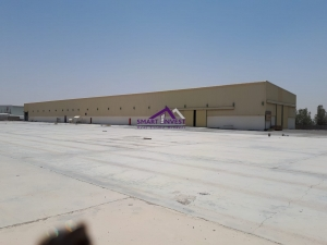 Urgent Sale – Warehouse with Shed & Offices in Hamriya Freezone