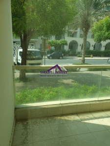 Unfurnished 1 BR Apt for rent in Greens for AED 60K/yr.