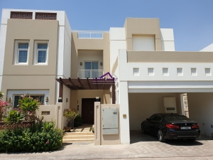 Unfurnished 5 Bedroom villa for rent in Mudon, Rahat cluster for AED 190k/Yr.